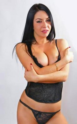 Zug escort girl Ildiko Maria